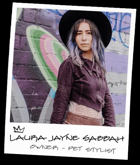 Laura Jayne Sabbah - Owner, Lead Stylist